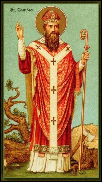 archdiocese of saint boniface life of saint boniface